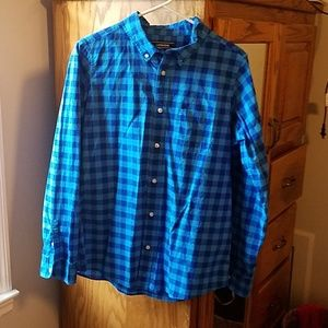 Land's End Button-Down Shirt (XL)